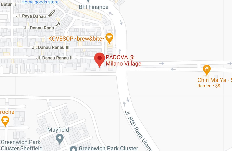 maps-padova